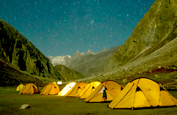 Hampta Pass Trek